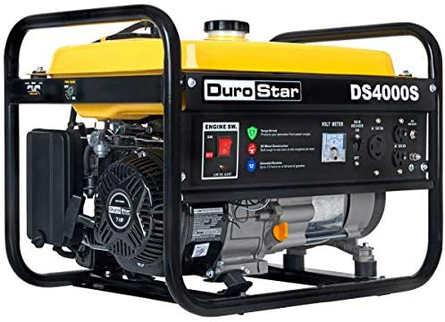 51EXHCYV0eL. AC  - DuroStar DS4000S 4000 Watt Portable Recoil Start Gas Fuel Generator