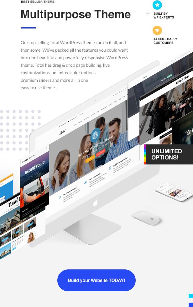 01 Total theme 1 - Total - Responsive Multi-Purpose WordPress Theme