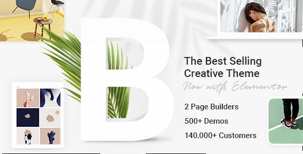 01 bridge.  large preview - Bridge - Creative Multipurpose WordPress Theme