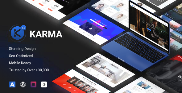 01 image preview.  large preview - Karma - Business Consulting