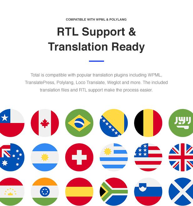 10 Total Translation Ready - Total - Responsive Multi-Purpose WordPress Theme