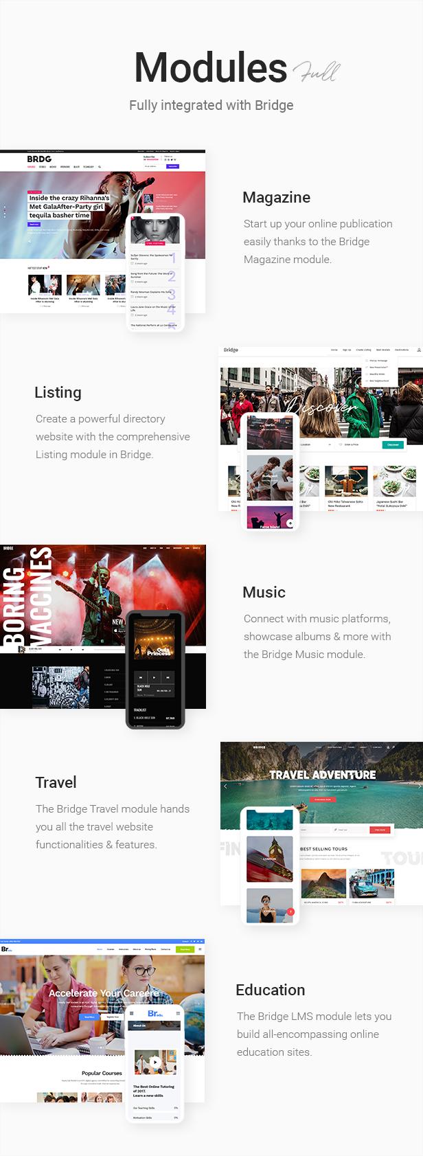 10 - Bridge - Creative Multipurpose WordPress Theme