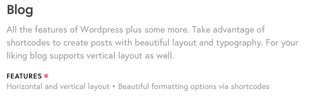 10 - Fluxus - Portfolio Theme for Photographers