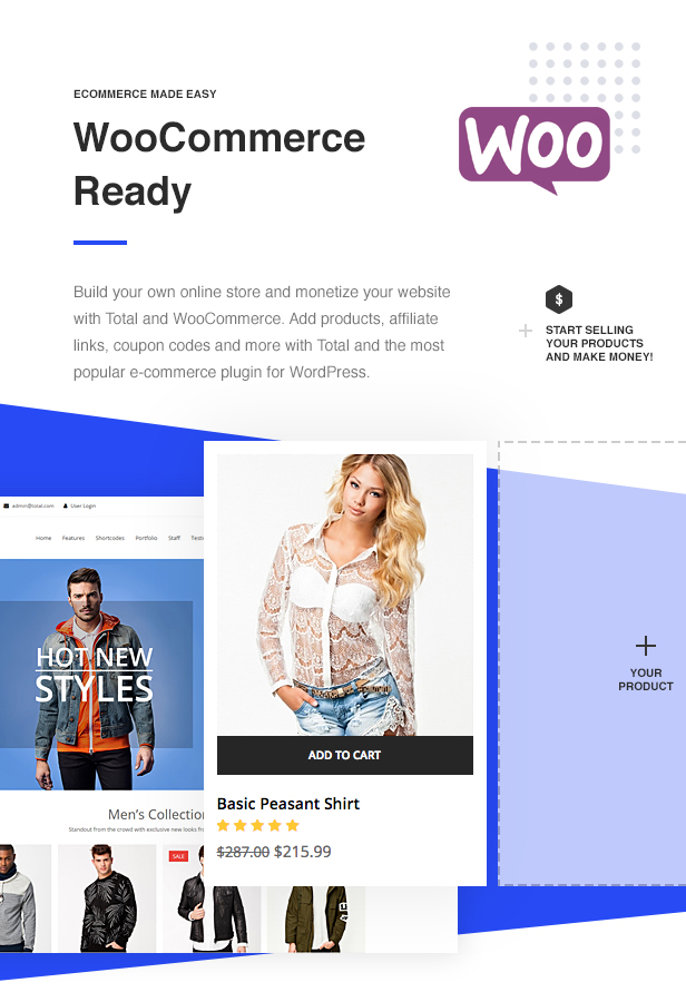 12 Total Woocommerce - Total - Responsive Multi-Purpose WordPress Theme