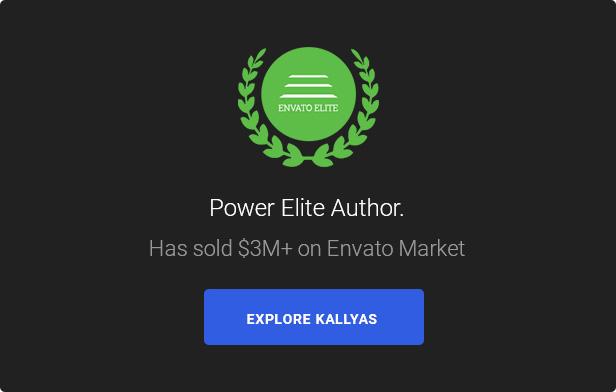 12.power elite - KALLYAS - Creative eCommerce Multi-Purpose WordPress Theme