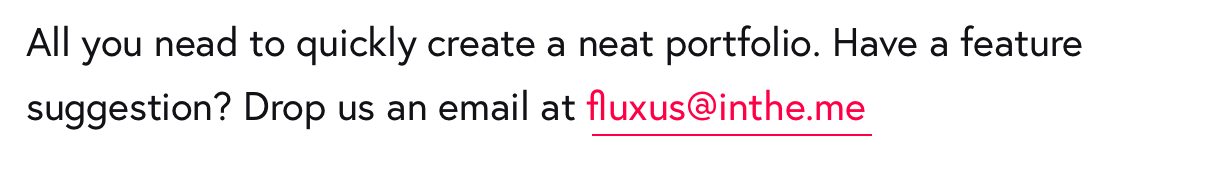 15 - Fluxus - Portfolio Theme for Photographers