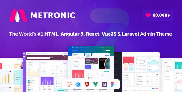 1594747044 343 01 preview.  large preview - Metronic - Bootstrap 4 HTML, React, Angular 9, VueJS & Laravel Admin Dashboard Theme