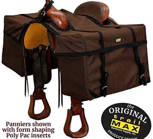 1595421475 510YZjulhPL. AC  491x445 - TrailMax Saddle Panniers