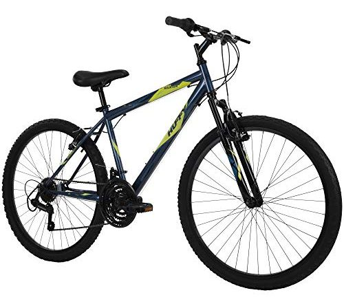 1595465121 51FErAl48wL 500x445 - Huffy Hardtail Mountain Bike, Stone Mountain 24 inch 21-Speed, Lightweight, Dark Blue