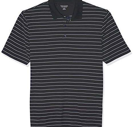 1596074442 51wRwqX9gGL. AC  466x445 - Amazon Essentials Men's Regular-fit Quick-Dry Golf Polo Shirt