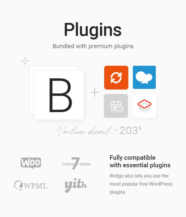 17 3 - Bridge - Creative Multipurpose WordPress Theme