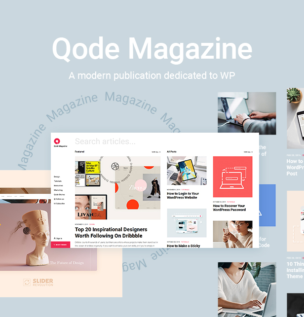 17 b - Bridge - Creative Multipurpose WordPress Theme