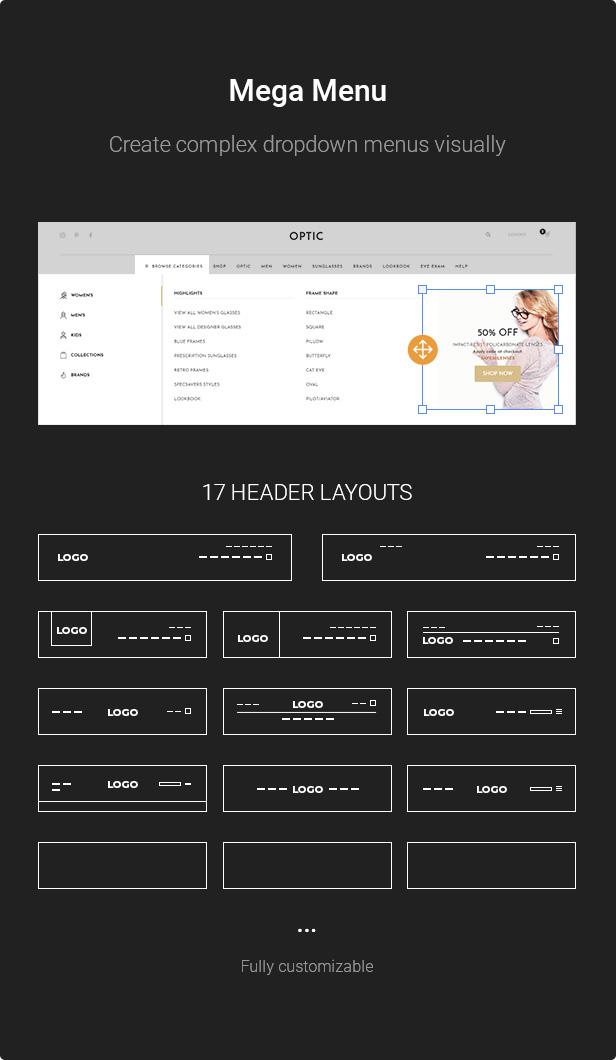 17.megamenu - KALLYAS - Creative eCommerce Multi-Purpose WordPress Theme