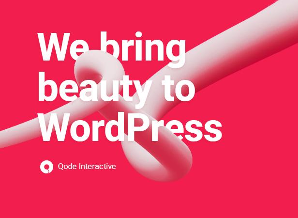 18 1 - Bridge - Creative Multipurpose WordPress Theme