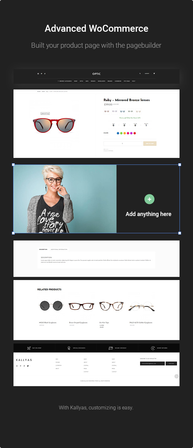 19.advanced woocommerce - KALLYAS - Creative eCommerce Multi-Purpose WordPress Theme