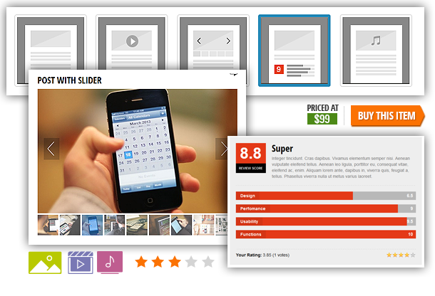 3wp - REHub - Price Comparison, Multi Vendor Marketplace, Affiliate Marketing, Community Theme