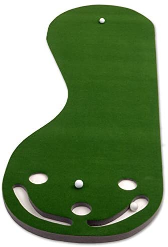 41CqQXARVjL. AC  - Putt-A-Bout Grassroots Par Three Putting Green (9-feet x 3-feet)