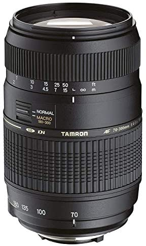 41JRy2jxLOL. AC  - Tamron Auto Focus 70-300mm f/4.0-5.6 Di LD Macro Zoom Lens with Built In Motor for Nikon Digital SLR (Model A17NII)