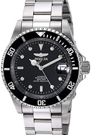 41gUPeErcgL. AC  301x445 - Invicta Men's 8926OB Pro Diver Stainless Steel Automatic Watch with Link Bracelet