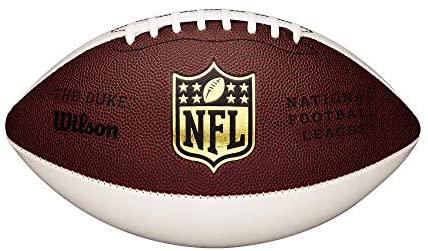 41h179IcCXL. AC  - Wilson NFL Autograph Football