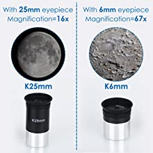 497d3411 7537 4c8e 86de 474b6efc20ca.  CR0,0,300,300 PT0 SX220 V1    - TELMU Telescope, 70mm Aperture 400mm AZ Mount Astronomical Refracting Telescope Adjustable(17.7In-35.4In) Portable Travel Telescopes with Backpack, Phone Adapter