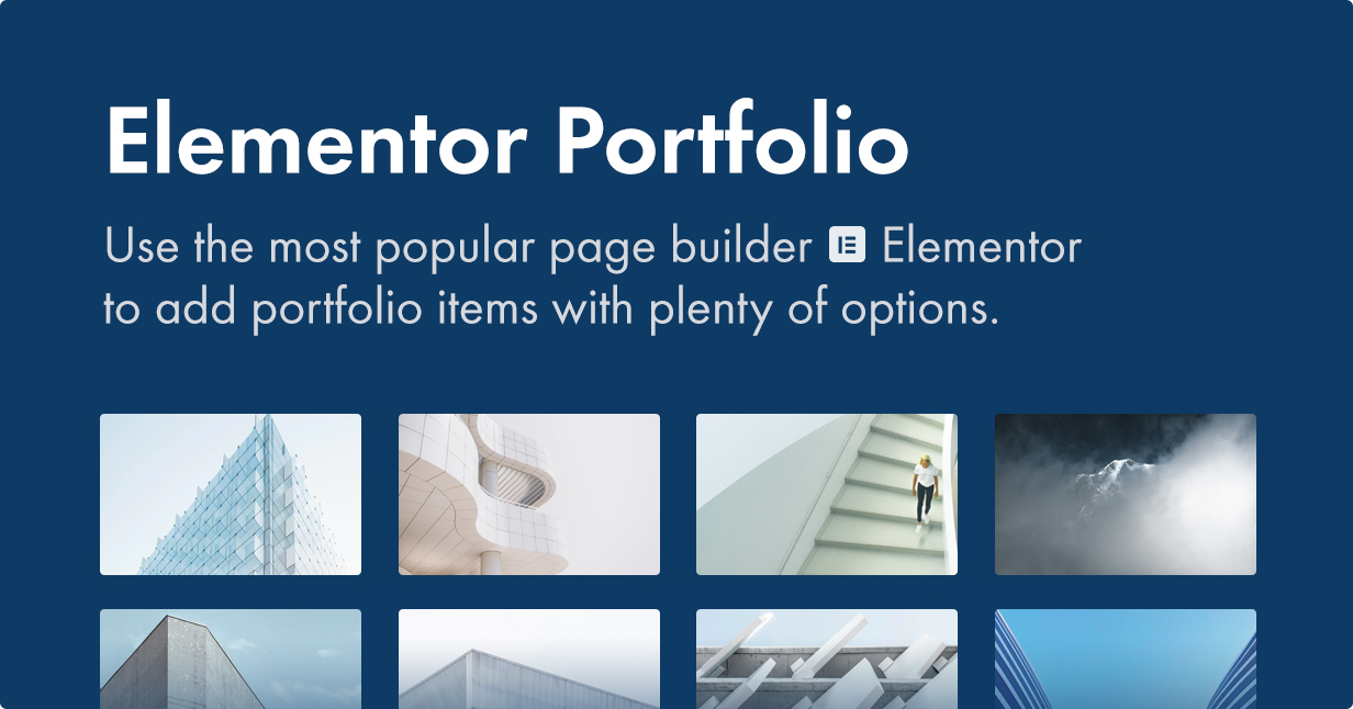 5 elementor portfolio - Kalium - Creative Theme for Professionals