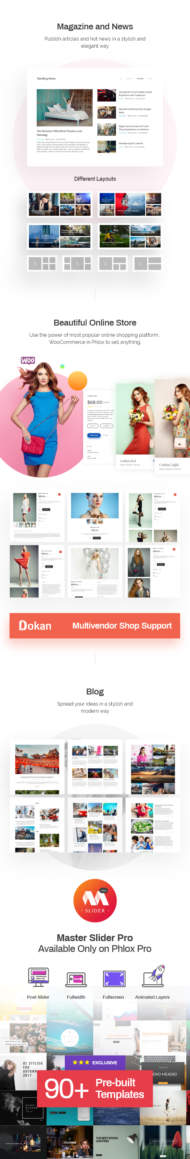 5 magazine shop blog master - Phlox Pro - Elementor MultiPurpose WordPress Theme