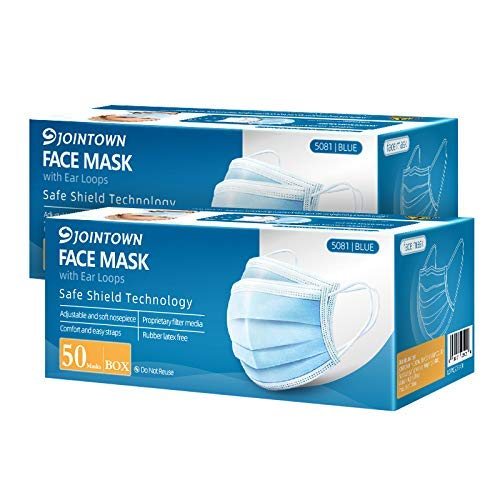 518eyqpg3YL - Face Mask, Pack of 50