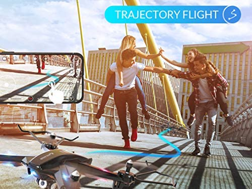 51UE2wSIwfL. AC  - SNAPTAIN S5C WiFi FPV Drone with 720P HD Camera,Voice Control, Wide-Angle Live Video RC Quadcopter with Altitude Hold, Gravity Sensor Function, RTF One Key Take Off/Landing, Compatible w/VR Headset
