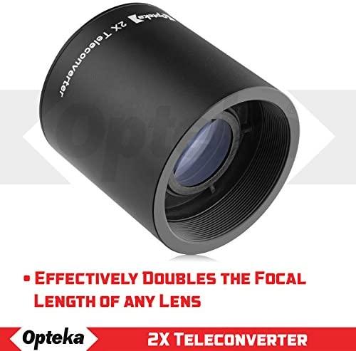 51VRAApSQQL. AC  - Super 500mm/1000mm f/8 Manual Telephoto Lens for Canon EOS, 80D, 70D, 77D, 60D, 60Da, 1Ds, Mark III and II 7D, 6D, 5D, 5DS Rebel T7i, T7s, T6s, T6i, T6, T5i, T5, T4i, T3, SL2, SL1 Digital SLR Cameras