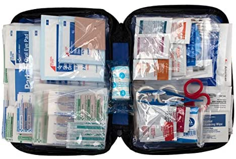 51aUpEuI0cL. AC  - First Aid Only 299 Piece All-Purpose First Aid Kit (FAO-442)