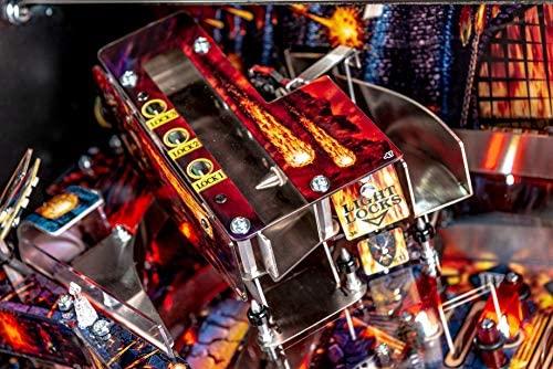 51las4jR8PL. AC  - Stern Pinball Black Knight: Sword of Rage Arcade Pinbal Machine, Premium Edition