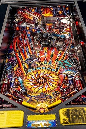 616xBRjo6DL. AC  - Stern Pinball Black Knight: Sword of Rage Arcade Pinbal Machine, Premium Edition