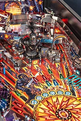 61GWYF2NjeL. AC  - Stern Pinball Black Knight: Sword of Rage Arcade Pinbal Machine, Premium Edition