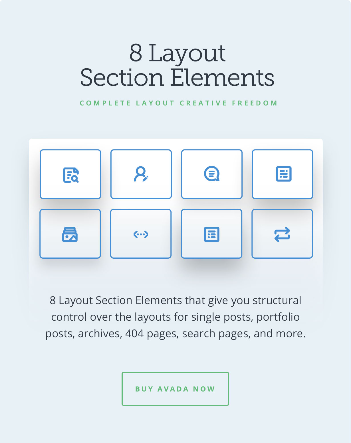 62 layoutelements itempage - Avada   Website Builder For WordPress & WooCommerce