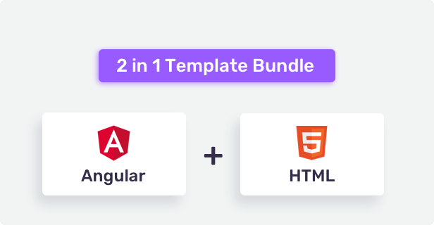 7 template bundle - Apex - Angular 9+ & Bootstrap 4 HTML Admin Template