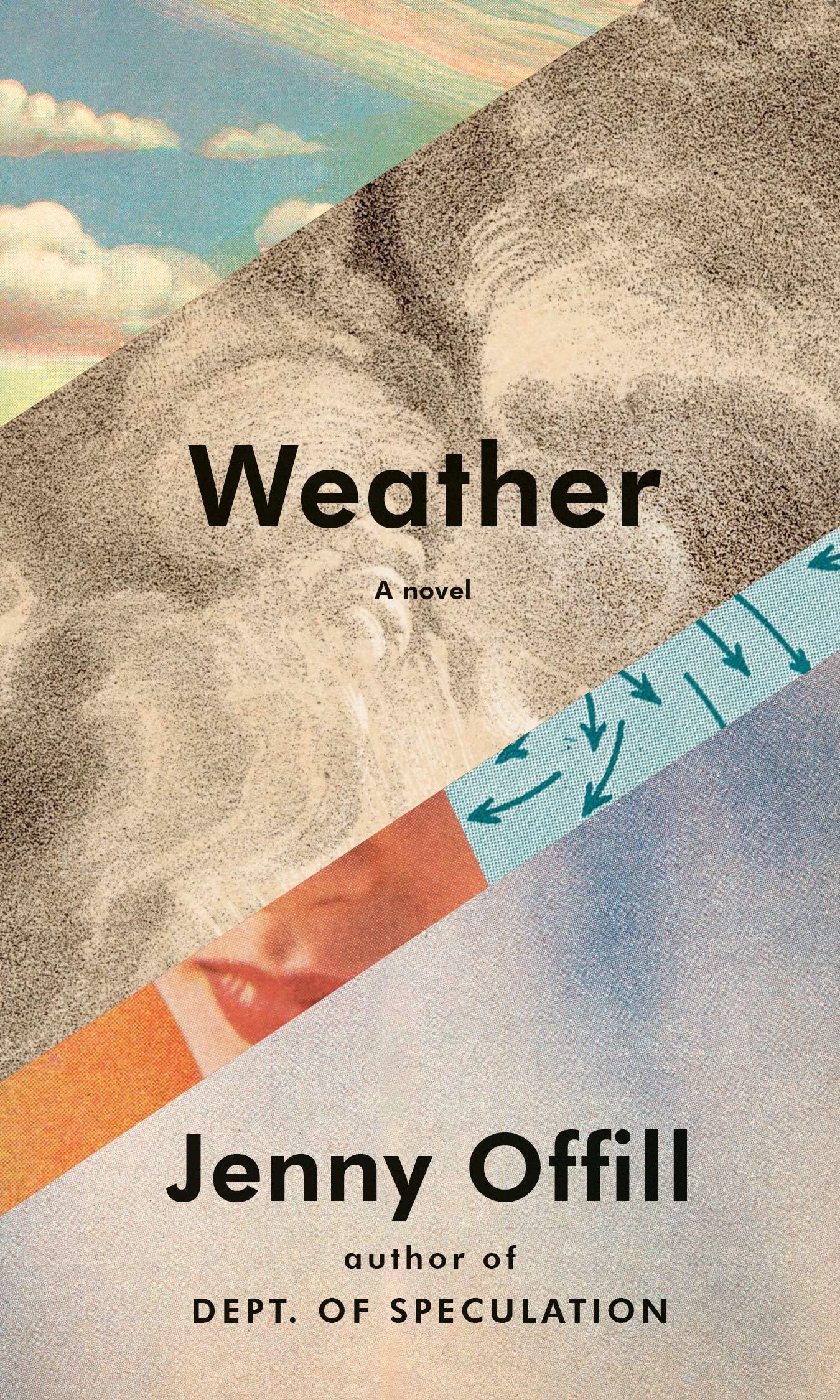 91PyLaqW5VL - Weather: A novel