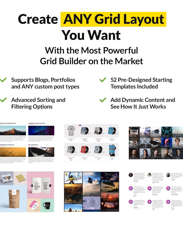 GRID BUILDER - Impreza – Multi-Purpose WordPress Theme