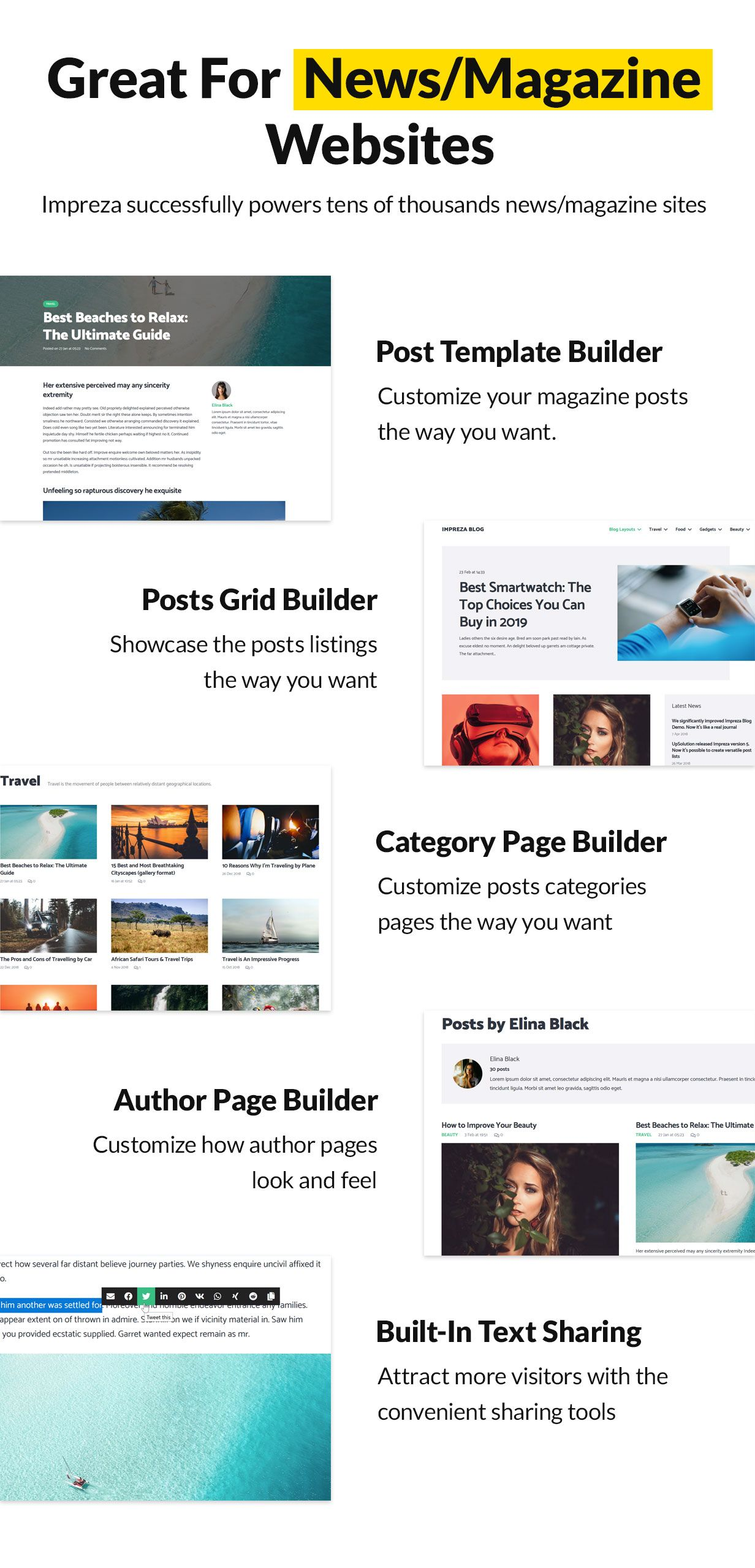 MAGAZINE - Impreza – Multi-Purpose WordPress Theme