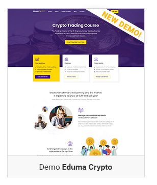 Right Demo crypto - Education WordPress Theme | Eduma