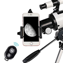a28ac867 7172 4eda 90a7 3f0c6566f515.  CR0,0,220,220 PT0 SX220 V1    - ToyerBee Telescope for Kids& Beginners, 70mm Aperture 300mm Astronomical Refractor Telescope, Tripod& Finder Scope- Portable Travel Telescope with Smartphone Adapter and Wireless Remote