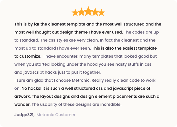 banner review 2 - Metronic - Bootstrap 4 HTML, React, Angular 9, VueJS & Laravel Admin Dashboard Theme