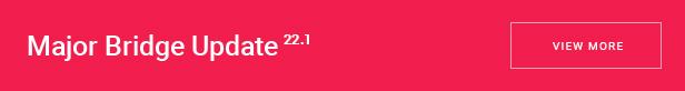 bridge changelog 22 1 - Bridge - Creative Multipurpose WordPress Theme