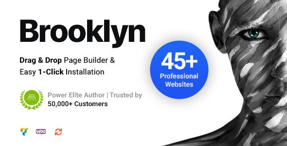 brooklyn featured image.  large preview - Brooklyn | Creative Multi-Purpose Responsive WordPress Theme