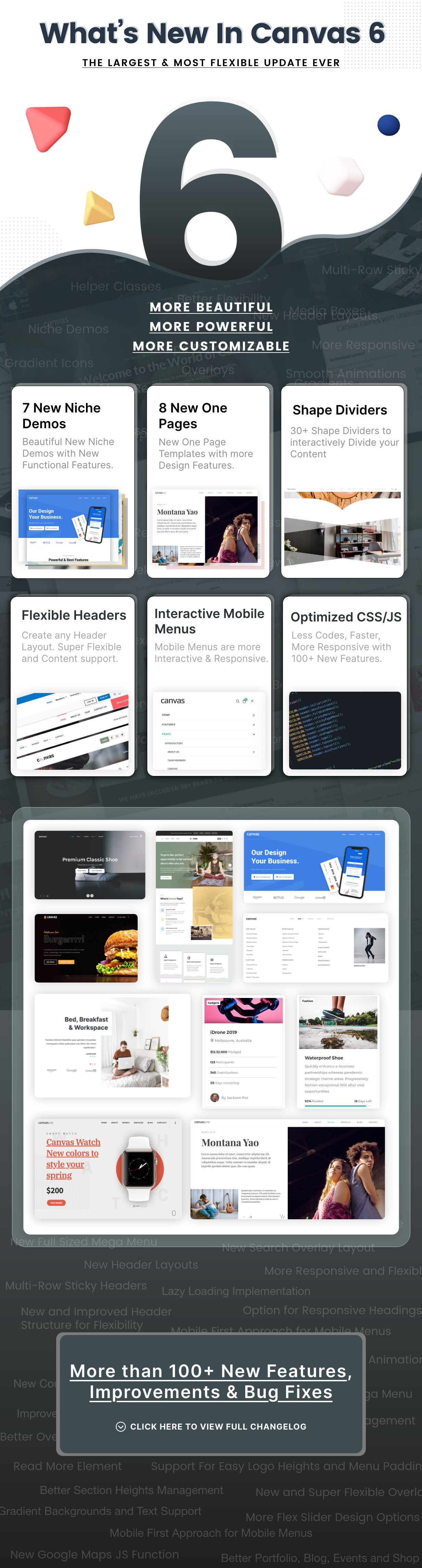 canvas v6 - Canvas | The Multi-Purpose HTML5 Template