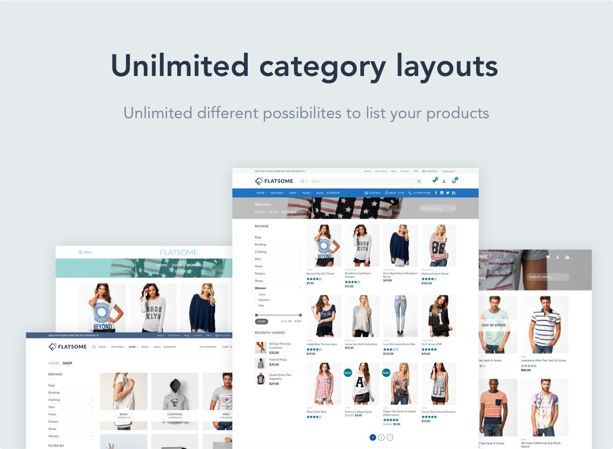 category examples2 - Flatsome | Multi-Purpose Responsive WooCommerce Theme