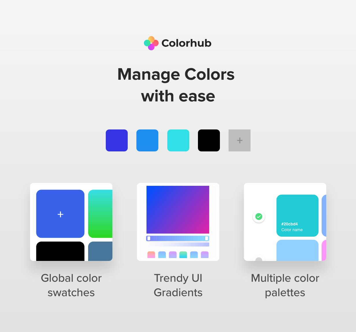 colorhub new - Oshine - Multipurpose Creative WordPress Theme