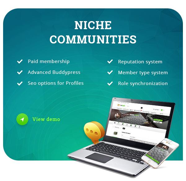 community theme wp - REHub - Price Comparison, Multi Vendor Marketplace, Affiliate Marketing, Community Theme
