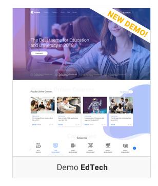 demo edtech - Education WordPress Theme | Eduma