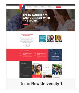 demo - Education WordPress Theme | Eduma